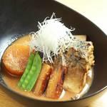 釜飯と和食 旬 - 料理写真:さばの味噌煮
