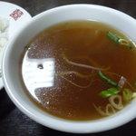 大貫 - シンプルかつオールマイティな中華スープの基本!!!