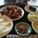 大東洋 - 酢豚定食