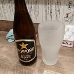 狐狸丸 - 瓶ビール