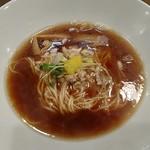 狐狸丸 - [淡麗]鯛醤油そば