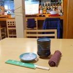 長津寿司店 - 2018年1月 いたって普通の個人のお寿司屋さん