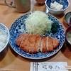 嵯峨乃 - 料理写真:とんかつ定食