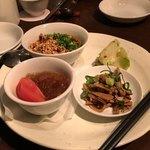 中国酒家 大天門 - 前菜盛り合わせ2人前 1番バランスよくおいしかったかも。