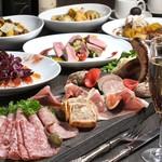 タンジェリン - コース料理一例