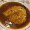 餃子苑 - 料理写真:赤い天津飯