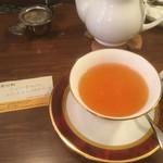紅茶日和 - ドリンク写真:ダージリン・オータムナル ゴパルダーラ茶園 レッドサンダーゴールド