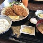 おいしんぼ - 料理写真:ひれかつ定食