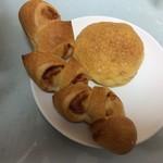パンの家 キララ - 料理写真: