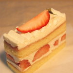 オーデリスドゥ ケンジ - ショートケーキ