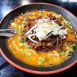 らーめん 麺の月 - 料理写真:らーめん 麺の月(担々麺 850円)