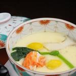 四季旬菜 ふくふく - 茶碗蒸し