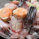 四季旬菜 ふくふく - あんこう鍋