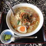ラーメン 天狗山 - 味噌坦々麺 ¥880