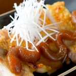 四季旬菜 ふくふく - とりの味噌焼き