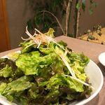 味園 - チョレギサラダ
