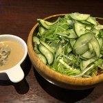 お通 - グリーンサラダ