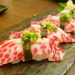 Taruichi - 鯨寿司