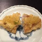 炭火割烹 白坂 - 金目鯛