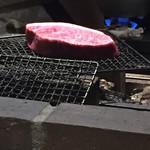 炭火割烹 白坂 - 炭火で炙った料理がよい