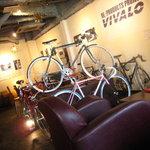 ブッカート カフェ - イベントの自転車