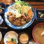 網元 - チキン南蛮定食