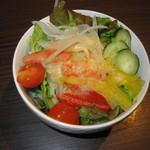 Bar&Cafe 炭火焼 ドン・ガバチョ - プレミアムコース(彩りグリーンサラダ)