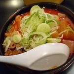 若松屋 - 〇赤い煮込み450円