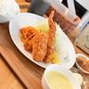 洋食屋ITO - 料理写真:ミックスフライ(1,000円)2018年2月