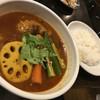gopのアナグラ - 料理写真:レギュラースープ チキン野菜カレー