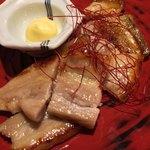 丹想庵 健次郎 - 豚バラ西京焼