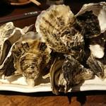 木村屋本店 - 蒸し牡蠣