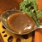 gopのアナグラ - スープはこんな感じ