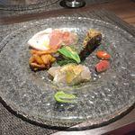 セラフィーノ - 料理写真:アンティパスト