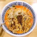 81835699 - 特製排骨 坦々麺(中辛) 1240円