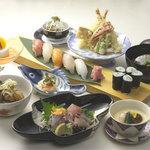 吉長 - 握り寿司御膳 -子規ー
