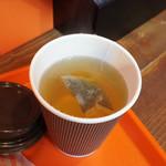 ジューシー バインミー - はす茶