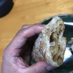 詩とパンと珈琲 モンクール - ひな皮バゲットはこんな感じ