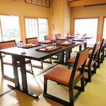 吉長 - 椅子、テーブル席(個室)