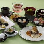 吉長 - 懐石料理例