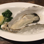 あっけし - 生牡蠣(Lサイズ) ¥290