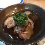 山女庵 - 料理写真:海鼠ポン酢