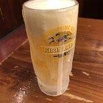 81839895 - 2018.2.7  キンキンの生ビール