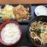 うどん・定食 いづみ屋 - 料理写真: