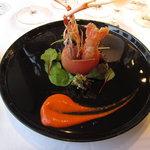 シャトン - スキャンティー海老のサラダ
