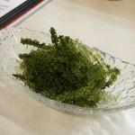 かりゆし - 海ぶどう