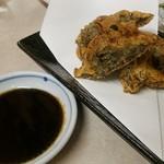 かりゆし - もずく天ぷら