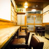 蕎麦ダイニング 喜楽庵 纔-一階店内⑩