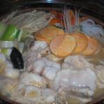 呑み処 左藤 - あんこう鍋