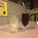 スープカリィの店 ショルバー - ドリンク写真: